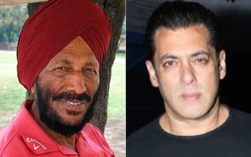 Milkha Singh No More: Salman Khan Pays Tribute To The Flying Sikh; 'You Will Always Be An Inspiration'