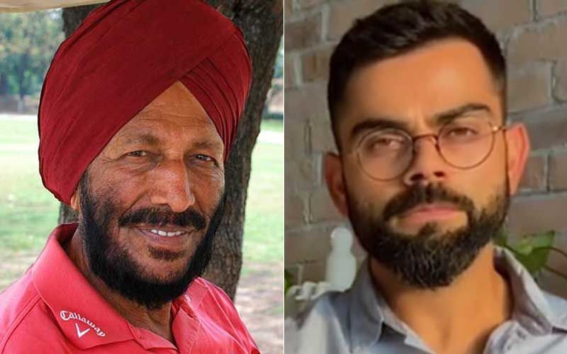 Milkha Singh No More: Virat Kohli Mourns Death Of The Flying Sikh; Indian Cricket Team Pays Tribute To Legendary Sprinter By Sporting Black Armbands In WTC Final