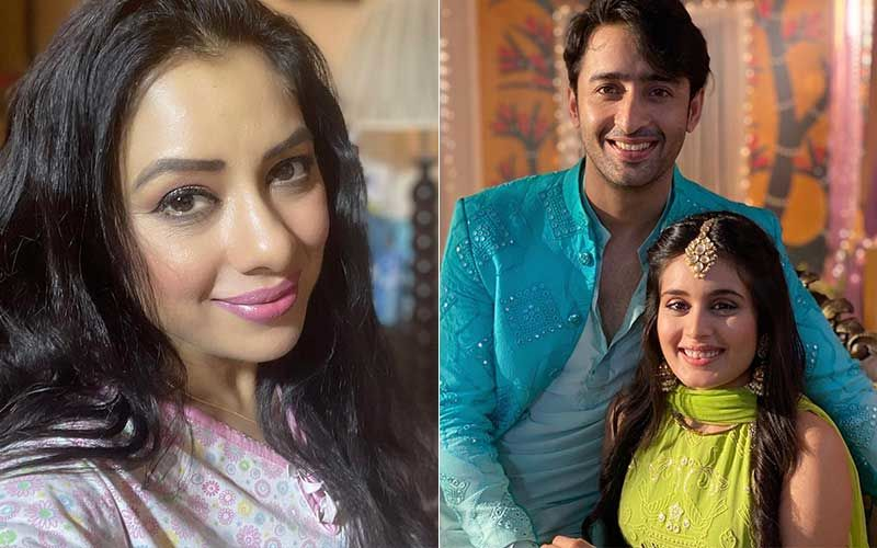 Anupamaa's Rupali Ganguly Croons To A Kishore Kumar Song While On Set; Actor's Video Brings Back Memories Of Shaheer Shaikh's 'Yeh Rishtey Hain Pyaar Ke'-WATCH Why?