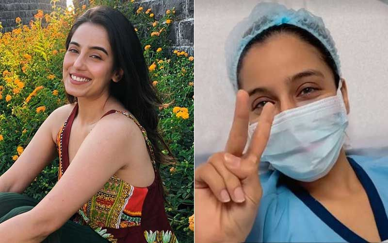 Srishty Rode Shares A Video From The Hospital, Reveals She Is 'Recovering' Five Days After Undergoing Surgery - VIDEO