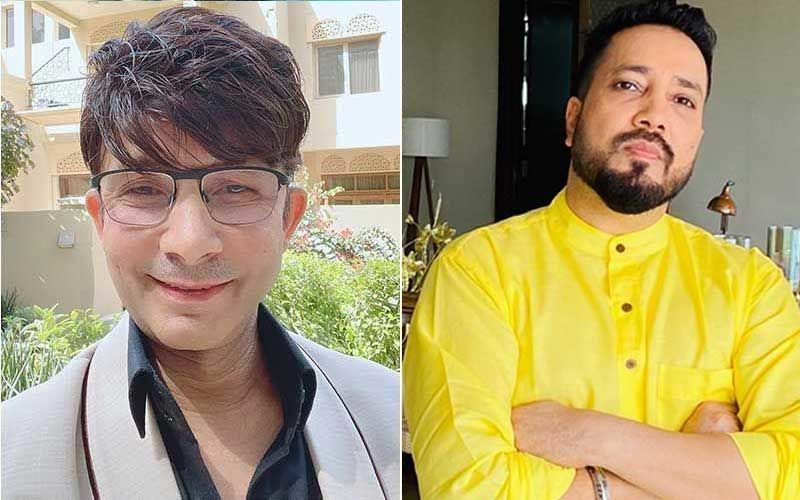 KRK Calls Mika Singh 'Real Gay' After Claiming Singer Calls And Threatens Him About His Children; Makes Disdainful Comment, 'Because Mard Toh Aise Behave Nahi Karte'