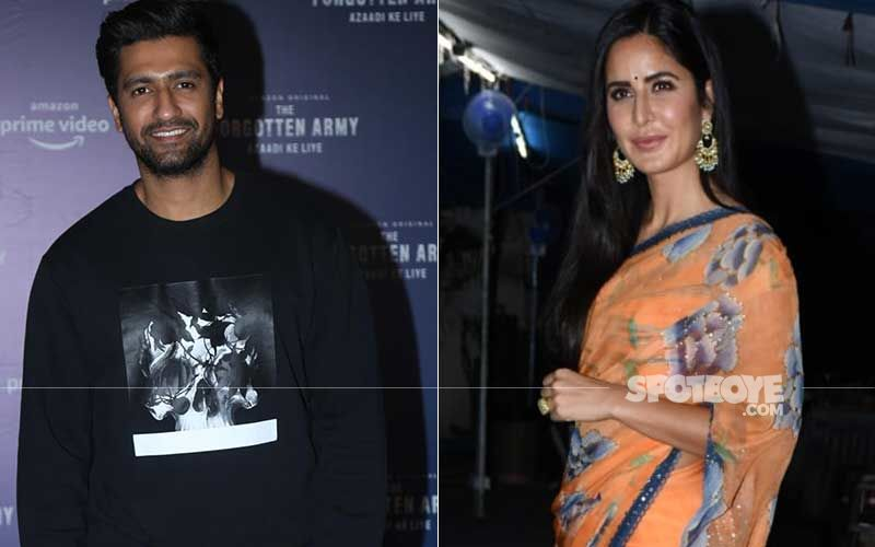 Stealing Sweet Dates? Vicky Kaushal Gets Clicked Driving Out Of Katrina Kaif's Residence Again