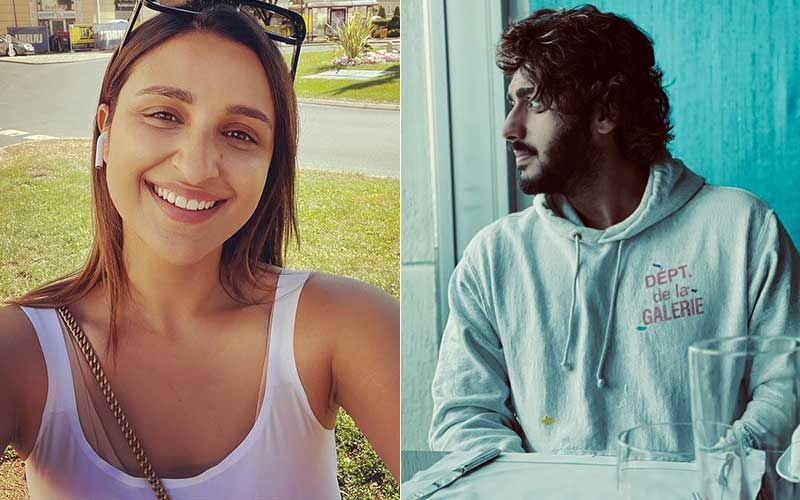 Parineeti Chopra Reacts As Arjun Kapoor Drops A Funny Comment On Her Selfies; Actress Says 'Oho Nayi Body, Naye Demands'
