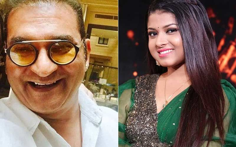 Indian Idol 12:  Judge Abhijeet Bhattacharya Gives Arunita Kanjilal A Token Of Appreciation; Gifts Her A Sweet Surprise After Her Performance
