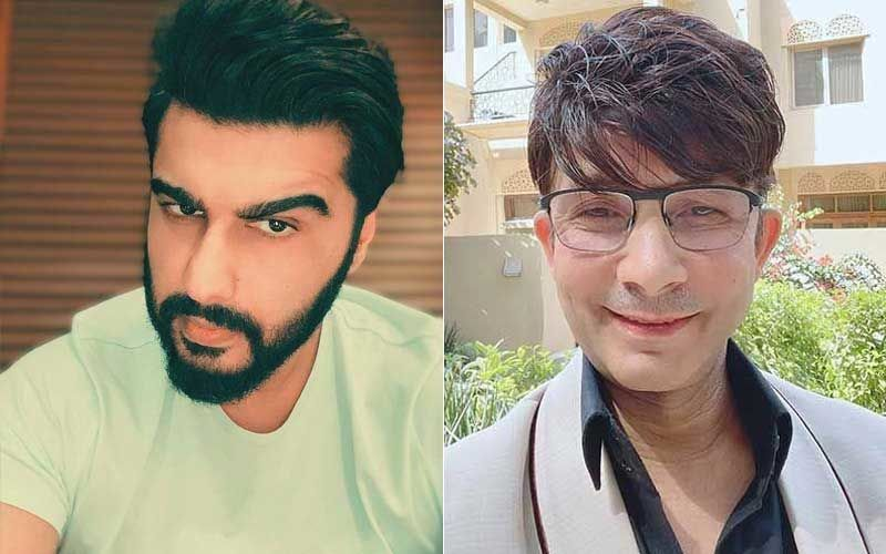 Arjun Kapoor Never Called Kamaal R Khan Contrary To Latter's Tweet About 'Call And Long Discussion'; Read The Details HERE