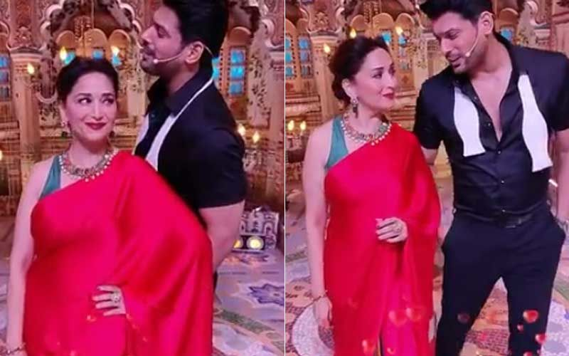 Dance Deewane 3: Madhuri Dixit And Sidharth Shukla Groove To The Beats Of 'Tera Naam Liya'; Latter Asks Fans To Watch Agastya Rao This Weekend-Video