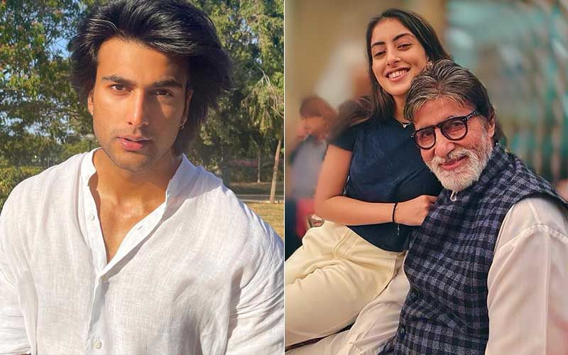 Meezaan Jaffri Opens Up About Link-Up Rumours With Amitabh Bachchan's Granddaughter Navya Naveli Nanda; Reveals It Made Going To Jalsa Awkward