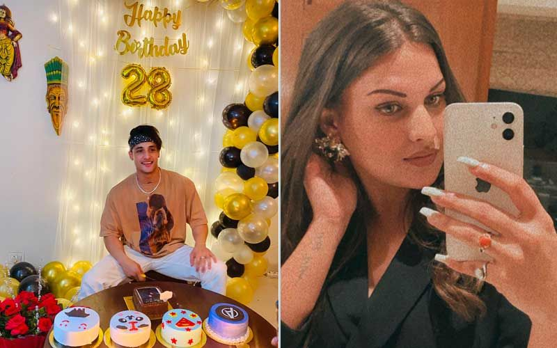 Asim Riaz's Birthday: Himanshi Khurana Shares A Candid Pic Of The Bigg Boss 13 Runner-Up From Celebrations; Actress Drops A Heartfelt Wish For Her Beau