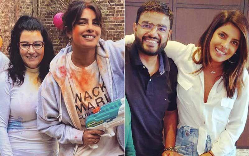 Priyanka Chopra Jonas Pens A Heartfelt Wish For Her Mom-In-Law Denise Miller Jonas; Also Sends Love To Brother Siddharth Chopra On His Birthday