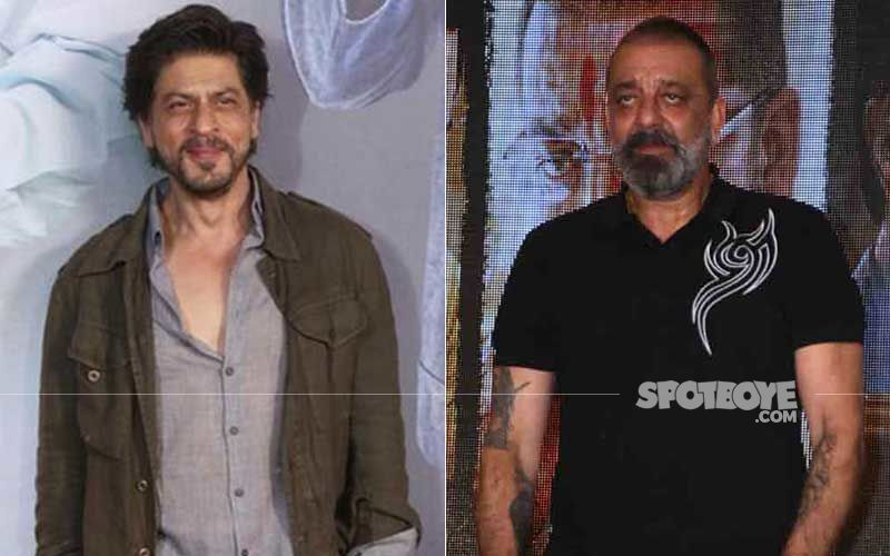 Shah Rukh Khan And Sanjay Dutt To Come Together For The First Time For A Multilingual Film, Tentatively Titled Rakhee