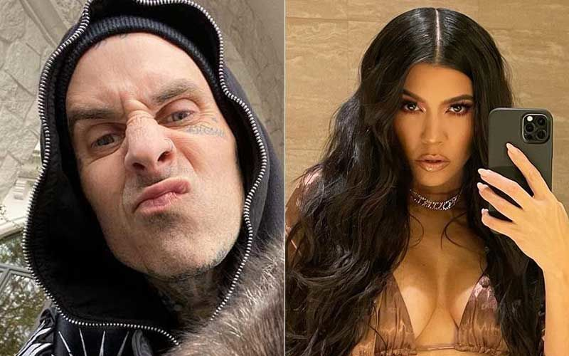 Travis Barker And Kourtney Kardashian Engaged? Fans Suggest KUWTK Star Said 'Yes' When Singer Popped The Question