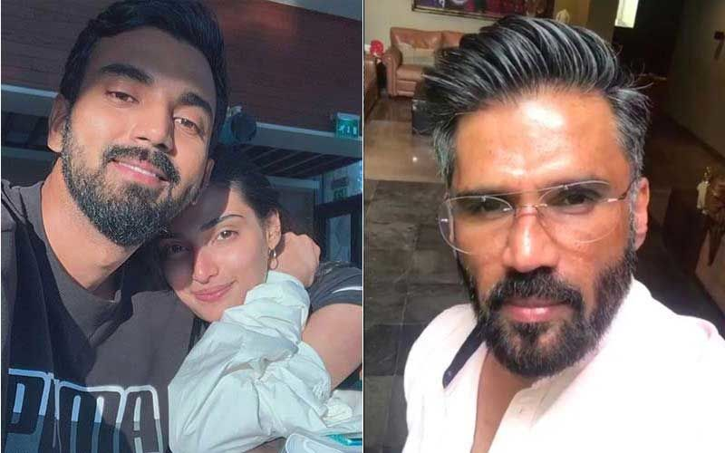 Suniel Shetty On Daughter Athiya Shetty And Her Rumoured BF KL Rahul: 'They Are A Good-Looking Couple, Na?'