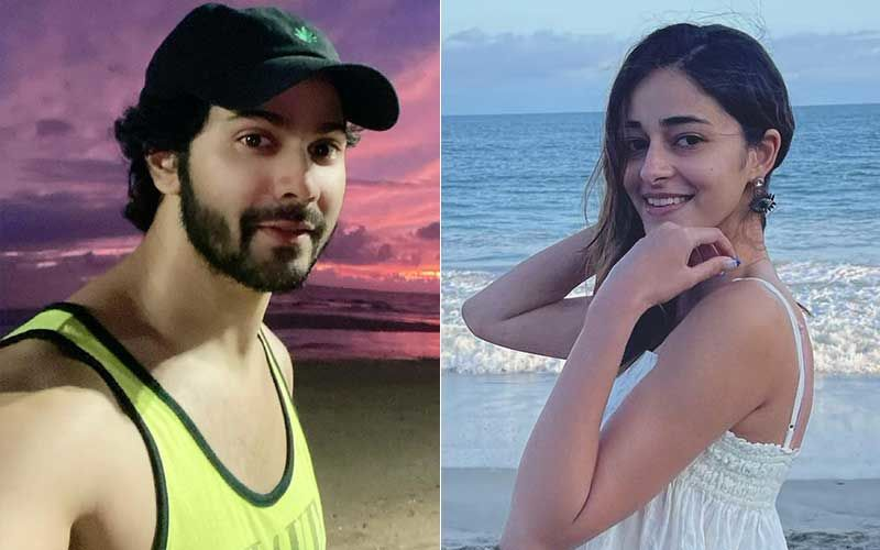 'How Are You So Excited Always?': Varun Dhawan Asks Ananya Panday; Actress Reacts In The Cutest Way Possible