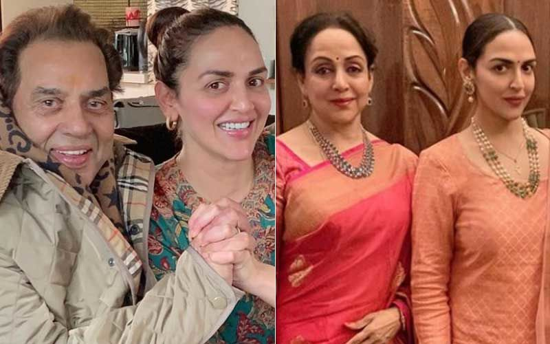 Esha Deol Reveals She's Excited To Watch Dad Dharmendra With Her 'Favourite' Jaya Bachchan; Says Mom Hema Malini Is Looking For The Right Script