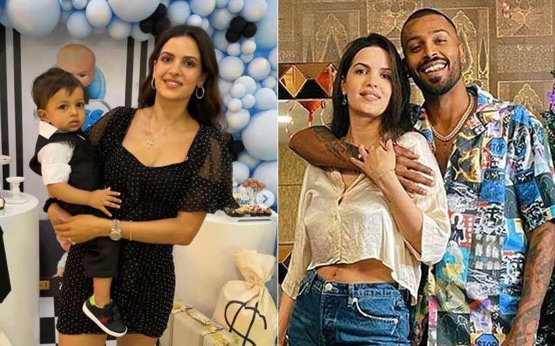 Natasa Stankovic Shares Pics From Son Agastya's 'Boss Baby' Themed Birthday Bash; Hardik Pandya Says 'So Cute Baby'