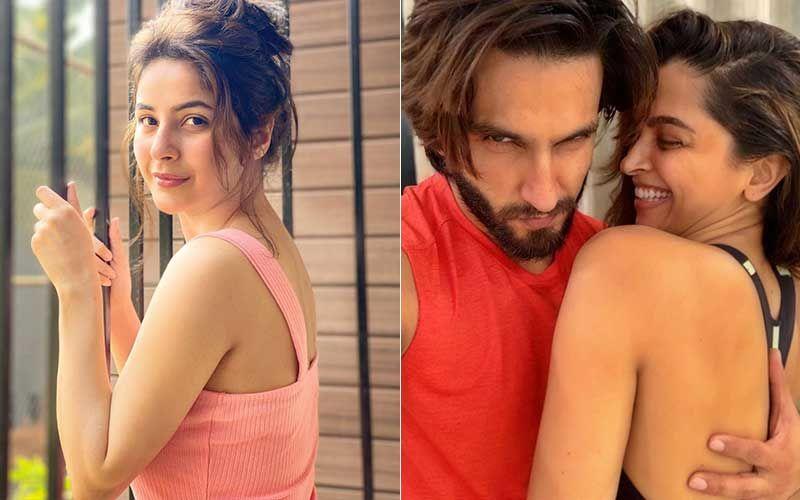 Bigg Boss 13's Shehnaaz Gill Reacts As Deepika Padukone And Ranveer Singh Recreate 'Twada Kutta Tommy'; Says 'Birthday Ranveer Singh And Gift Humein Mil Gaya'