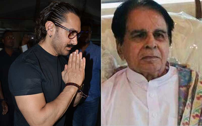 Dilip Kumar's Demise: Aamir Khan Pays A Tribute To The Legendary Actor; Says 'For Me You Have Always Been And Always Will Be The Greatest Ever'