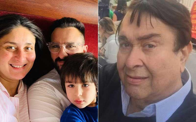 Kareena Kapoor Khan And Saif Ali Khan Name Their Son Jeh; Nana Randhir Kapoor Says 'We Finalised It About A Week Ago'