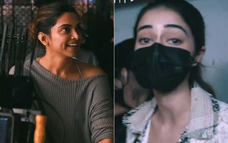 Deepika Padukone Shares Unseen Moments From Shakun Batra's Film Wrap; Ananya Panday Says 'We Don't Want This Film To End' In The Video