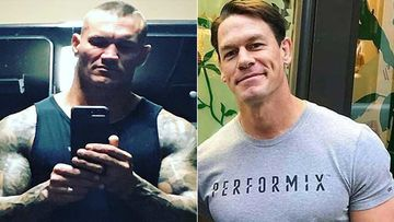 WWE Star Randy Orton Calls John Cena A F***G Ninja; Says He Is A Master