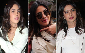 3 Ways To Wear Tone On Tone, Courtesy Priyanka Chopra