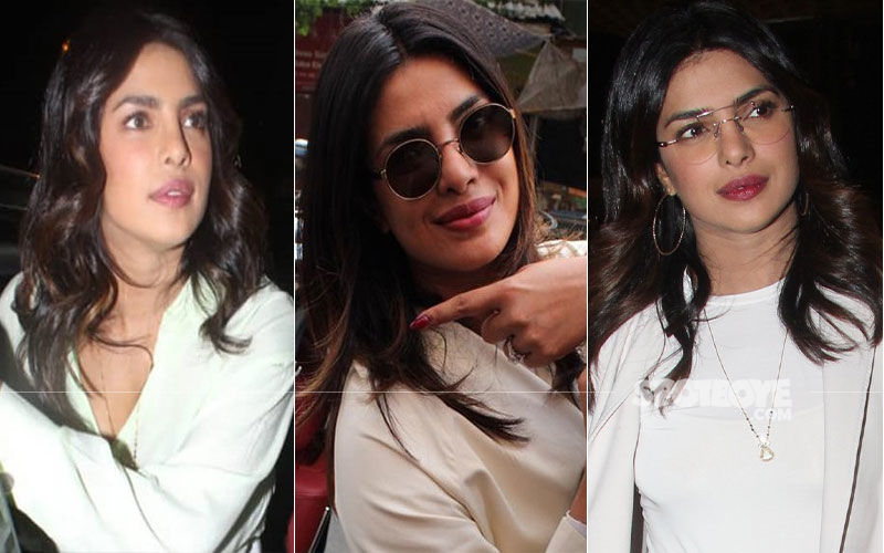 3 Ways To Wear Tone On Tone, Courtesy Priyanka Chopra