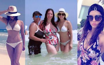 Sunny Leone's Bikini Pics From Her Mexico Vacay Are Too Hot To Handle