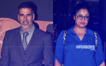 Akshay Kumar Files Complaint Against Morphed Clip Showing Him Avoiding The Tanushree Dutta-Nana Patekar Controversy