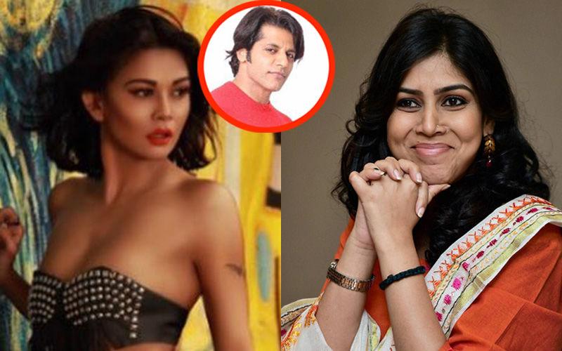 Oops! Karanvir Bohra Goofs Up, Calls Sakshi Tanwar 'Sakshi Pradhan'