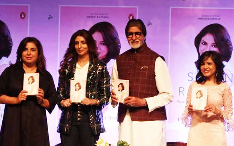Amitabh Bachchan Adds Star Power To A Book Launch