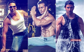 Will Baaghi 3 Star Akshay & Tiger Both, Or Just Hrithik Alone?