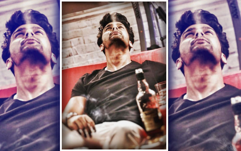 Kushal Tandon's Fans Urge Him To Quit Smoking And Drinking. Here's How He Responds