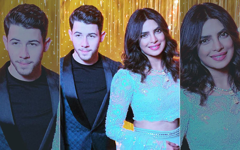 Priyanka Chopra-Nick Jonas Wedding Reception: First Picture Of The Couple From Their Big Nite