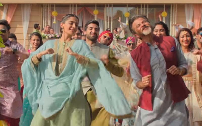 Ek Ladki Ko Dekha Toh Aisa Laga Song Ishq Mitha: Sonam-Anil Kapoor Are Sheer Magic In This Wedding Number