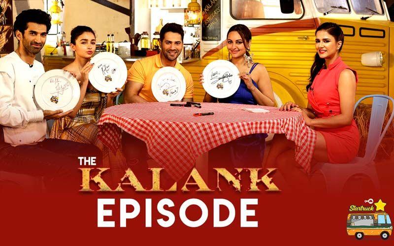 9XM Startruck With Alia Bhatt, Varun Dhawan, Sonakshi Sinha, Aditya Roy Kapur - Catch The Episode On April 17!