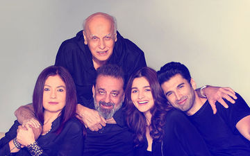 Mahesh Bhatt's 70TH Birthday: Alia Bhatt Announces Sadak 2 With Aditya Roy Kapur On Daddy's Special Day