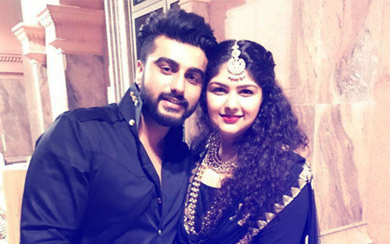 Arjun Kapoor Leaves Shoot To Be By Ailing Sister Anshula's Side