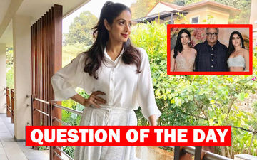 Is It Right To Make A Film On Sridevi Without Janhvi-Khushi-Boney's Permission?