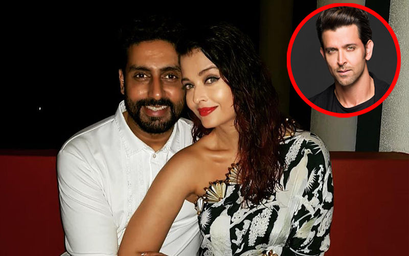 Aishwarya Rai Recalls The Moment When Abhishek Bachchan Proposed To Her And Imitates Hrithik Roshan's Reaction To It