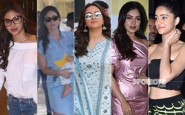 STUNNER OR BUMMER: Mouni Roy, Kareena Kapoor Khan, Sonakshi Sinha, Bhumi Pednekar Or Ananya Panday?
