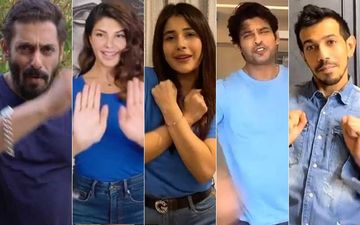 TikTok Face-Off: Salman Khan, Jacqueline Fernandez, Shehnaaz Gill, Sidharth Shukla, Avneet Kaur And Yuzvendra Chahal Are All Dancing To THIS Tune
