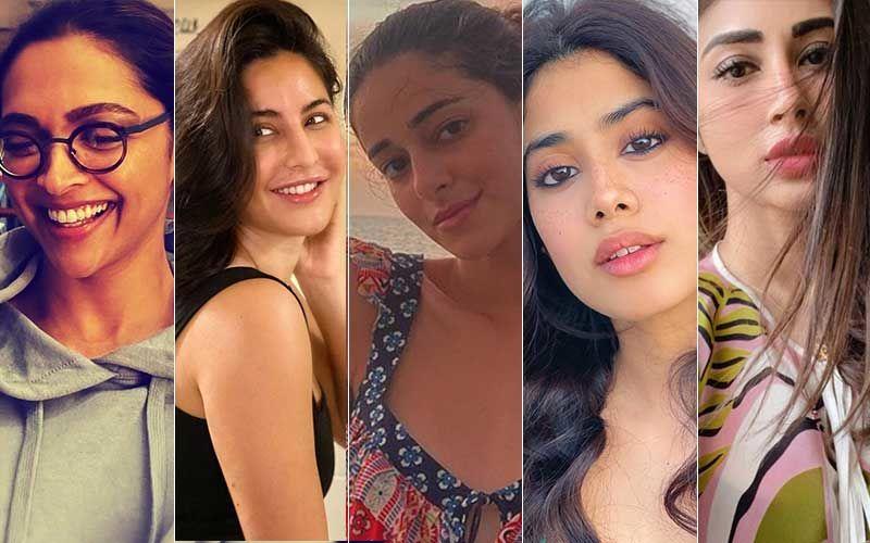 Hottest Bollywood Actresses On Instagram This Week: Deepika Padukone, Katrina Kaif, Ananya Panday, Janhvi Kapoor And Mouni Roy