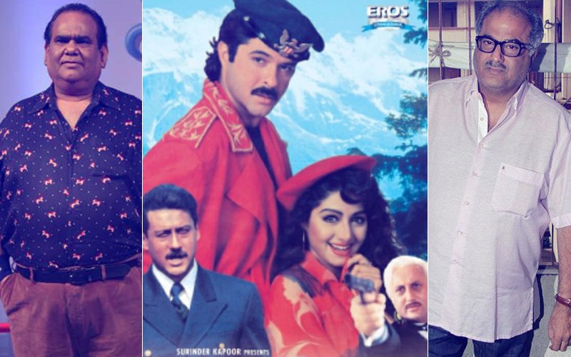 'Remembering Sridevi Madam & Apology To Boney Kapoor,' Says Satish Kaushik For Something He Did 25 Yrs Ago