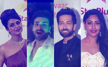 Star Parivaar Awards 2018 After Party: Divyanka Tripathi-Vivek Dahiya And Nakuul Mehta-Surbhi Chandna Dance The Night Away