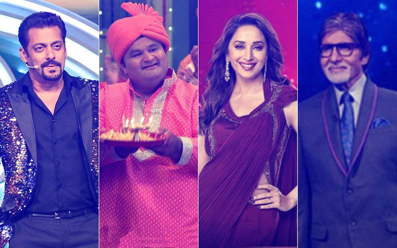 HIT OR FLOP: Bigg Boss 12, Taarak Mehta Ka Ooltah Chashmah, Dance Deewane, Kaun Banega Crorepati 10?