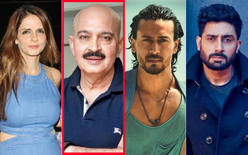 Rakesh Roshan Battling Throat Cancer: Sussanne Khan, Tiger Shroff, Abhishek Bachchan Pray For Good Health