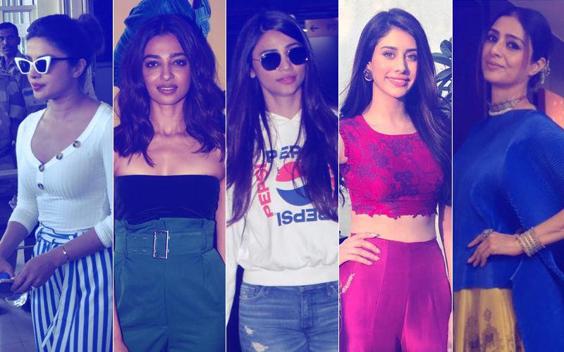 STUNNER OR BUMMER: Priyanka Chopra, Radhika Apte, Daisy Shah, Warina Hussain Or Tabu?
