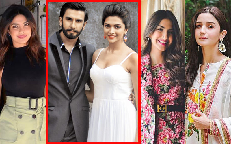 Priyanka Chopra, Sonam Kapoor, Alia Bhatt Go Ecstatic About DeepVeer's Wedding Announcement, More Messages Pouring In