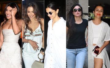 STUNNER OR BUMMER: Priyanka Chopra, Malaika Arora, Deepika Padukone, Kareena Kapoor Or  Parineeti Chopra?