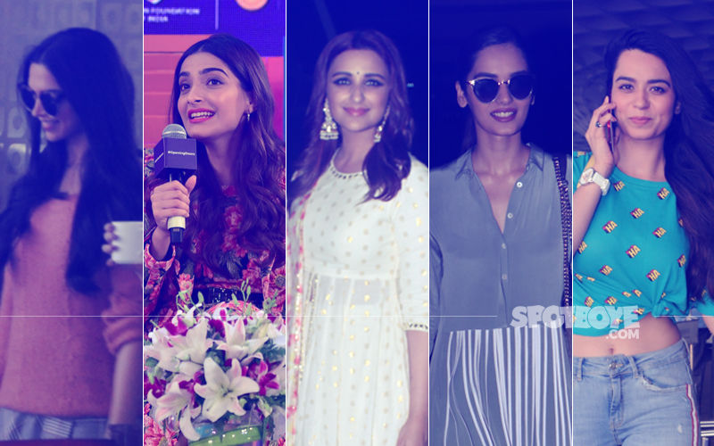 STUNNER OR BUMMER: Deepika Padukone, Sonam Kapoor, Parineeti Chopra, Manushi Chillar Or Soundarya Sharma?